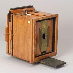 Home-Built American View Camera
