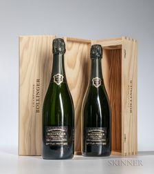 Bollinger Blanc de Noirs 1996, 2 bottles (ind. owcs)