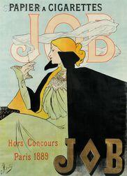 Jane Atché (French, 1872-1937)      Papier à Cigarettes Job