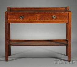 Arts & Crafts Stickley Brothers Server