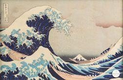 Hokusai: Under the Wave off Kanagawa