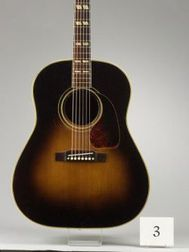 American Guitar, Gibson Incorporated, Kalamazoo, 1953, Model SJ