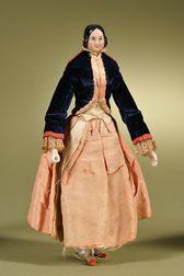 Wood-body China Lady