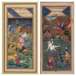 Two Folios