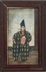 Portrait of a Princely Man