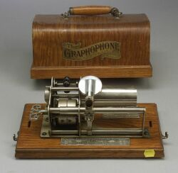 Columbia Type B Graphophone