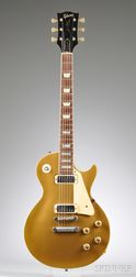 American Electric Guitar, Gibson Incorporated, Kalamazoo, 1969, Model Les Paul