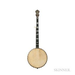 A.C. Fairbanks Whyte Laydie No. 7 Five-string Banjo, c. 1908
