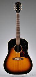 American Guitar, Gibson Incorporated, Kalamazoo, 1956, Model J-45