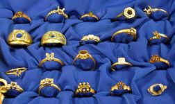 Eighteen Ring Mounts