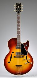 American Electric Guitar, Gibson Incorporated, Kalamazoo, 1963, Model ES-350T