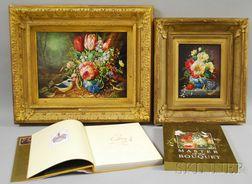 Stanislas Kostka (Polish, b. 1954)      Two Works: Beauty of the Forest