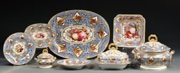 Extensive Chamberlain's Worcester Regent China Dinner Service