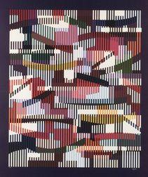 Yaacov (Jacob Gipstein) Agam (Israeli, b. 1928)  Abstract Composition