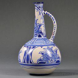 Gouda Het Hert Matte Glaze Vase