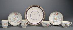 Three 18th Century English Porcelain Items