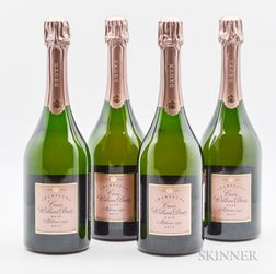 Deutz Cuvee William Deutz Rose Brut 1996, 4 bottles