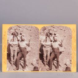 Jackson, William Henry (1843-1942) and John Karl Hillers (1843-1925) Stereoscopic Views.