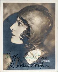 Album with Aviator Signatures, 1930s.