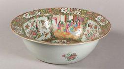 Rose Medallion Wash Bowl