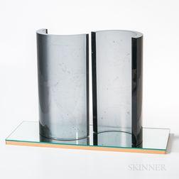 Anna Matoušková G   Art Glass Sculpture