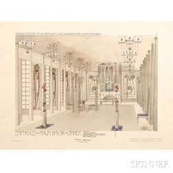 Charles Rennie Mackintosh Portfolio