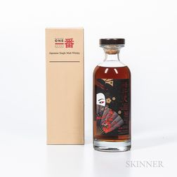 Karuizawa Geisha 30 Years Old 1984, 1 70cl bottle (oc)