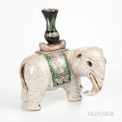 Export Famille Verte Elephant