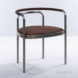 Poul Kjaerholm (Danish, 1929-1980) for E. Kold Christensen PK 12 Armchair