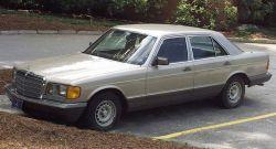 1985 Mercedes Benz 380SE