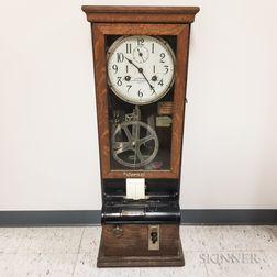 International Time Clock