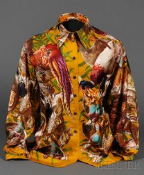 Lady's Silk Blouse, Hermes