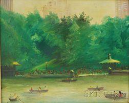 Charles F. Bohannah (American, 1910-1985)      Central Park