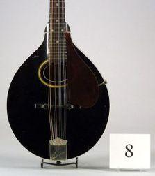 American Mandolin, Gibson Mandolin-Guitar Company, Kalamazoo, 1925, Model A