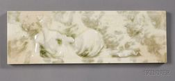 Decorated Tile: American Encaustic Tiling Company Limited