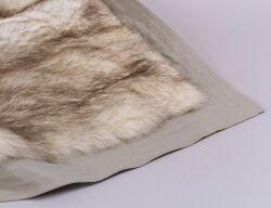 Fur Lap Throw