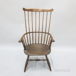 Fan-back Windsor Armchair