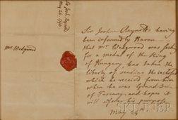 Reynolds, Sir Joshua (1723-1792), and (Wedgwood, Josiah)