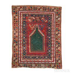 Mudjar Prayer Rug