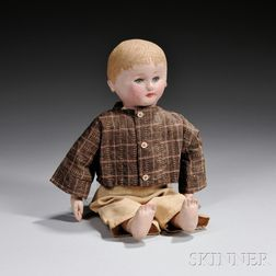 Martha Chase-type Stockinette Doll