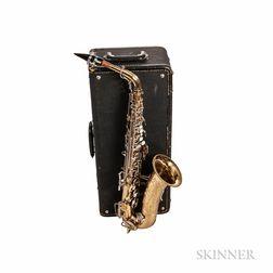 Alto Saxophone, Buescher 400, c. 1973