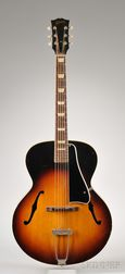 American Guitar, Gibson Incorporated, Kalamazoo, c. 1950, Model L-50
