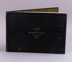 """Album de Joaillere et de Bijouterie"""