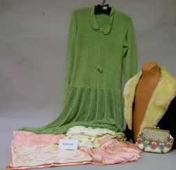 Large Lot of Early 20th Century Clothing and Accessories