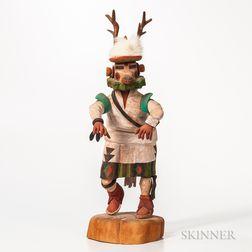 Sowi-ing Deer Katsina