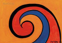 Alexander Calder (American, 1898-1976)      Osaka