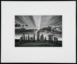 Ron Rosenstock (Massachusetts, b. 1943), Standing Stones of Callanish