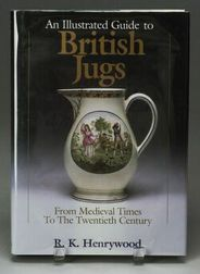 Ten English Pottery Reference Books