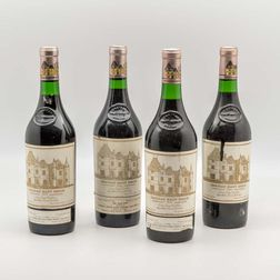 Chateau Haut Brion 1975, 4 bottles