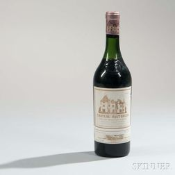 Chateau Haut Brion 1961, 1 bottle
